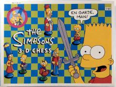 Simpsons, The - 3D Chess