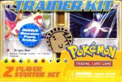EX Trainer Kit - 2 Player Starter Set