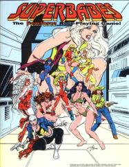Superbabes - The Femforce RPG