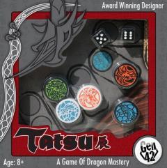 Tatsu - A Game of Dragon Mastery