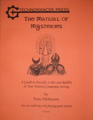 Manual of Mysteries, The