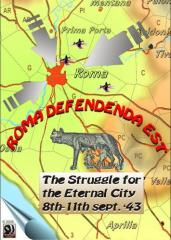 Roma Defendenda Est - The Struggle for the Eternal City 1943