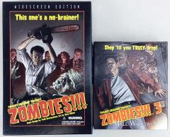 Zombies!!! (1st Edition) & Zombies!!! 3 (1st Edition)