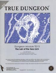 Lair of the Sea-Lich, The