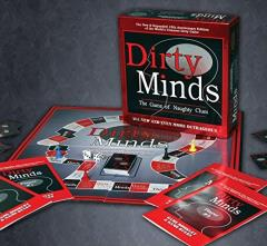 Dirty Minds - The Game of Naughty Clues (Expanded 15th Anniversary Edition)