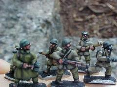 Romania - Army Pack, Infantry 1941-45