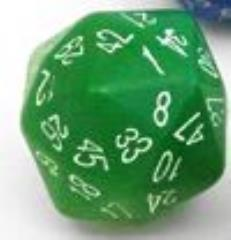 d48 Green w/White
