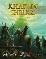 Khakun Shrugs