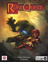 RuneQuest (6th Edition) (Slipcover Edition)