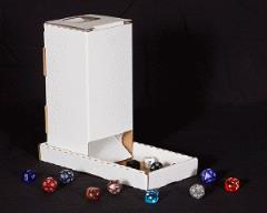 Dice Turret - White