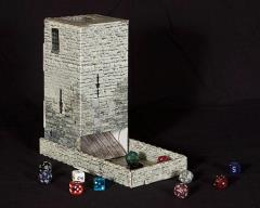 Dice Turret - Medieval Castle