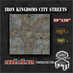 "30' x 30"" - Iron Kingdom City Streets"