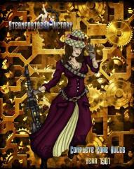 Steamfortress Victory - Complete Core Rules, Year 1901