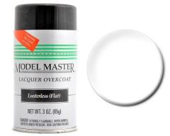 Lusterless Flat Spray (Model Master)