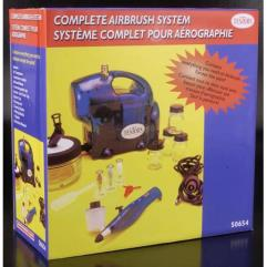 Complete Airbrushing System