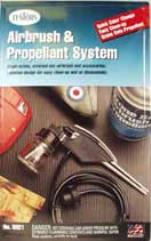 Airbrush & Propellant System