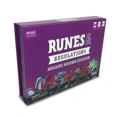 Runes & Regulations - Nefarious Neighbor Expansion