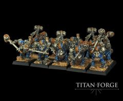 Anvilborn Warriors