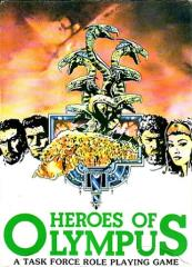 Heroes of Olympus (2nd Edition)