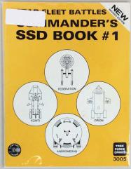 Commander's SSD Book #1 (Revised Edition)