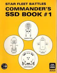 Commander's SSD Book #1