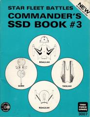 Commander's SSD Book #3 (Revised Edition)