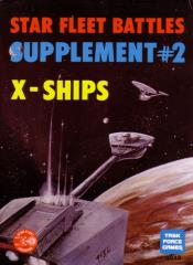 Supplement #2 - X-Ships