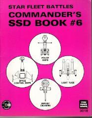Commander's SSD Book #6