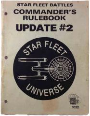 Commander's Rulebook Update #2