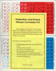 Deluxe Federation and Empire - Folio Pack