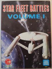 Star Fleet Battles Volume #1