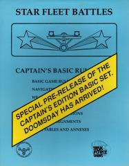 Captain's Edition Basic Set (Pre-Release Folio Edition)