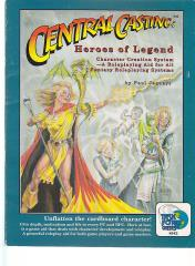 Heroes of Legend (1st Edition)