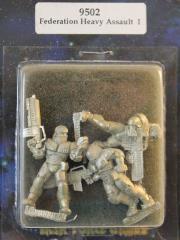 Federation Heavy Assault I