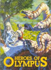 Heroes of Olympus (1st Edition)