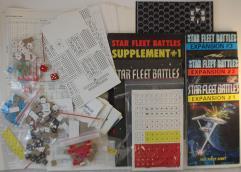 Star Fleet Battles Collection #3 - Starfleet Battles + Expansions 1, 2, 3, & Supplement 1!