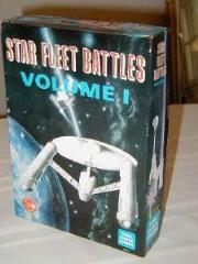 Star Fleet Battles Collection #6 - 2 Games + 2 Expansions!