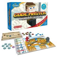 Code Masters - Programming Logic Game