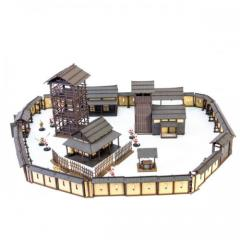 Yamashiro Fort Set