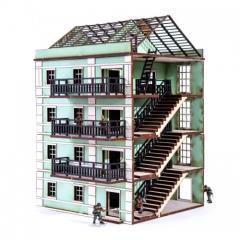 Pavlov's House Middle Block