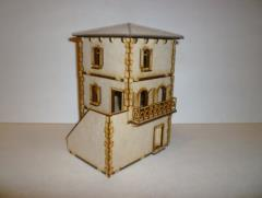 Three Story Building (Pre-Painted)