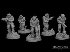 Terra Guardians Unit (5)
