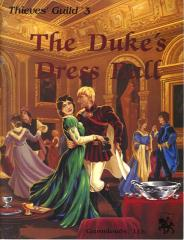 Thieves' Guild #3 - The Duke's Dress Ball (2nd Printing)