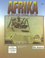 Afrika - The War in Africa - 1940-1942 (1st Edition)
