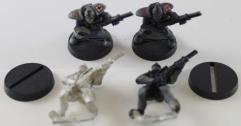 Bauhaus Hussar Sergeants #1