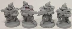 Brotherhood Elite Troopers #3