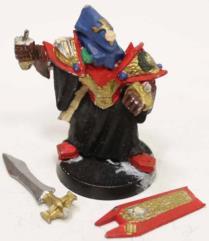 Brotherhood Sacred Warrior Sergeant #2