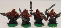 Brotherhood Sacred Warriors Collection #1