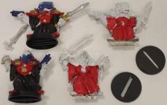 Brotherhood Sacred Warriors Collection #3