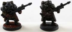 Imperial Trencher Snipers #1